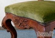 Antikvarinė kėdė
