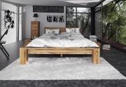 Medinė lova JAMES HIGH