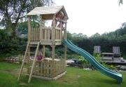 Vaikų žaidimo aikštelė Nojus 1