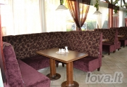 Kavinės baldų komplektas