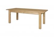 Svetainės medinis staliukas LS107