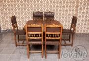 Antikvariniai valgomojo baldai