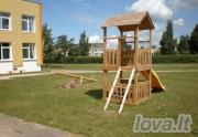 Vaikų žaidimo aikštelė Pušaitė