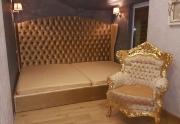Česterinė lova su SWAROVSKI sagomis