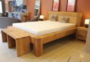 Ąžuolinė lova