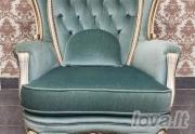 Foteliai