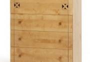 Komoda Goja 4-ių stalčių