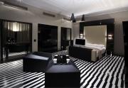 Modernus viešbučio kambarys