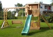 Vaikų žaidimo aikštelė Eglė 5
