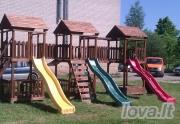 Vaikų žaidimo kompleksas Pilis